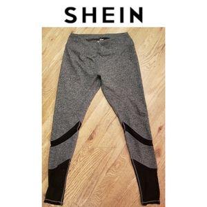 3/$25 🥂 Shein grey and black leggings